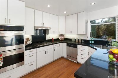 San Francisco Condo/Townhouse For Sale: 660 Clarendon Ave #18