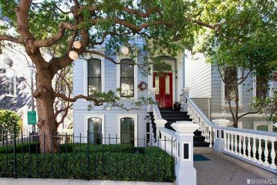 San Francisco Single Family Home For Sale: 2115 Bush St