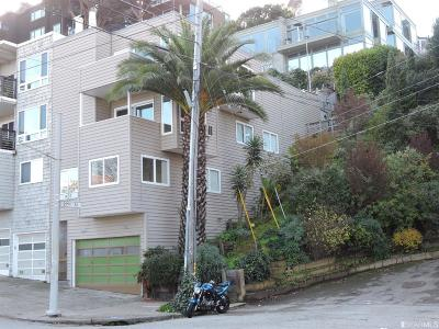 San Francisco Multi Family Home For Sale: 1400 1402 Noe St