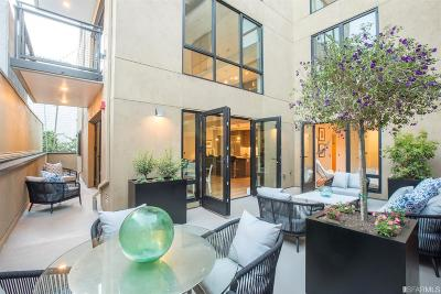 San Francisco Condo/Townhouse For Sale: 1731 Powell #204