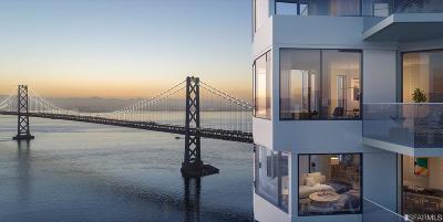 San Francisco Condo/Townhouse For Sale: 280 Spear St #22E