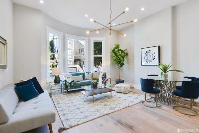 San Francisco Condo/Townhouse For Sale: 829 Oak St