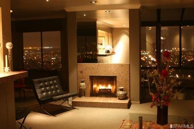 San Francisco Condo/Townhouse For Sale: 11 High #201