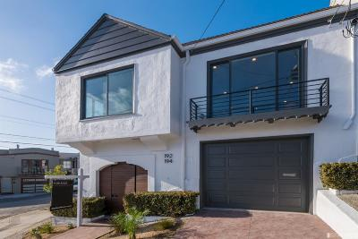 San Francisco Multi Family Home For Sale: 192 194 Maddux