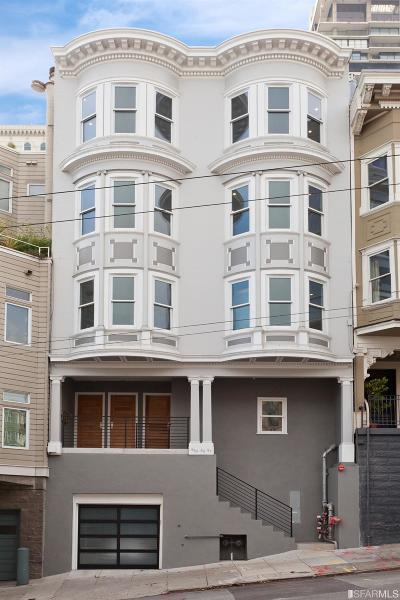 San Francisco Multi Family Home For Sale: 953 957 Union St