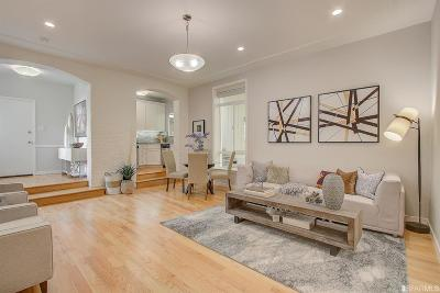 San Francisco Condo/Townhouse For Sale: 359 Waller St #2