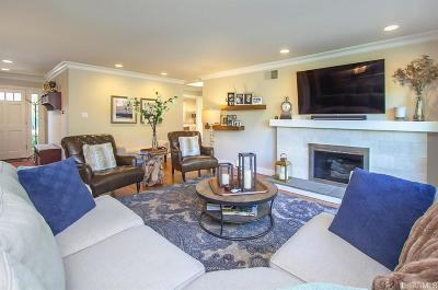 Marin County Single Family Home For Sale: 145 Harvard Dr
