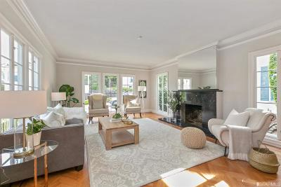 San Francisco Single Family Home For Sale: 191 San Felipe Ave