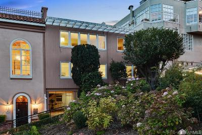 San Francisco Multi Family Home For Sale: 1047 1049 Lombard St