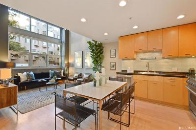 San Francisco Condo/Townhouse For Sale: 445 Francisco St #101