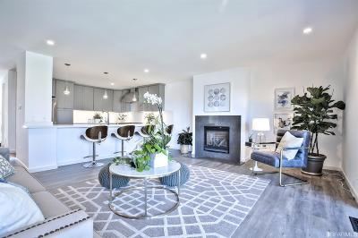 San Francisco Single Family Home For Sale: 639 Grand View Ave