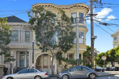 San Francisco Condo/Townhouse For Sale: 3947 17th St