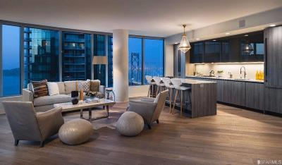 San Francisco Condo/Townhouse For Sale: 338 Main St #36A