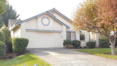 Sonoma County Single Family Home Contingent - Show: 100 S Temelec Cir
