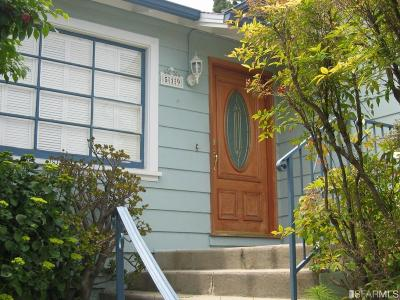 San Bruno Single Family Home For Sale: 519 Maple Ave