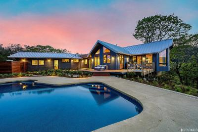 Sonoma County Single Family Home For Sale: 1400 Lawndale Rd