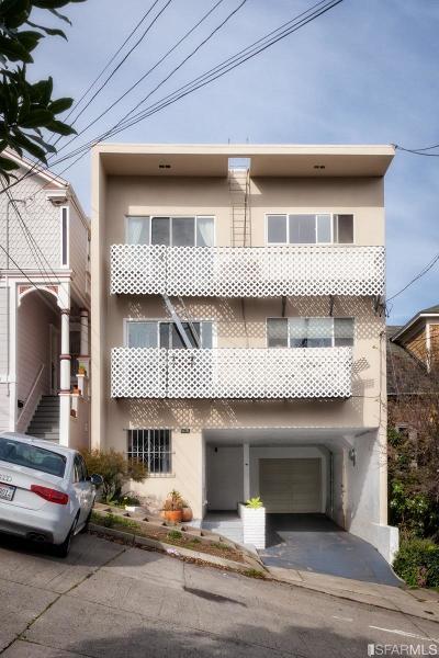 San Francisco Condo/Townhouse For Sale: 930 Elizabeth St #4