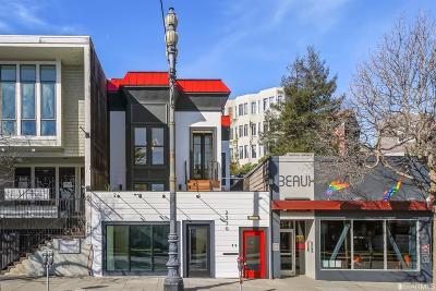 San Francisco Condo/Townhouse For Sale: 2350 Market St #B