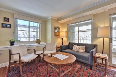 San Francisco Condo/Townhouse For Sale: 1450 Post St #315