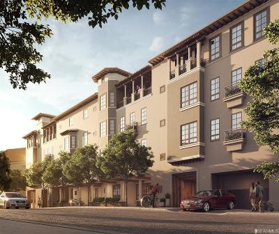 San Francisco Condo/Townhouse For Sale: 369 18th Ave #403