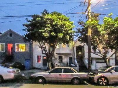 San Francisco Multi Family Home For Sale: 139 Paris St