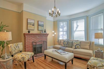 San Francisco Condo/Townhouse For Sale: 228 18th Ave
