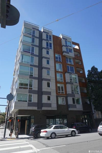San Francisco Condo/Townhouse For Sale: 11 Franklin St #502