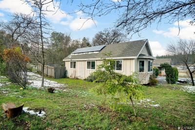 Nevada City Single Family Home For Sale: 16880 Oak Hollow Cir