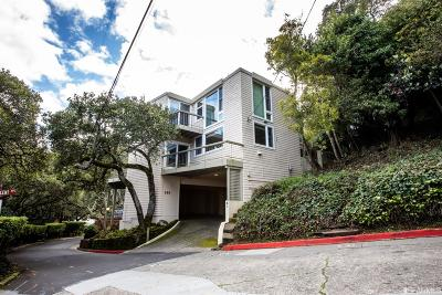 Marin County Single Family Home For Sale: 149 Crescent Ave