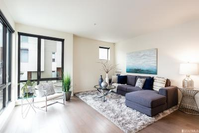 San Francisco Condo/Townhouse For Sale: 200 Friedell St