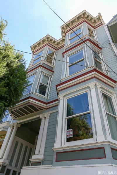 San Francisco Condo/Townhouse For Sale: 77 Carl St