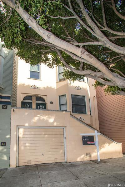 San Francisco Multi Family Home For Sale: 2826 2830 Gough St