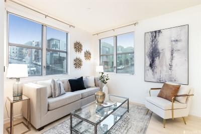 San Francisco Condo/Townhouse For Sale: 451 Donahue St #216