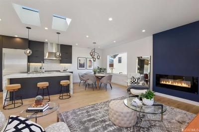 San Francisco Single Family Home For Sale: 701 Quintara St