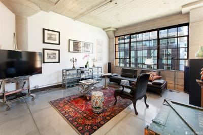 San Francisco Condo/Townhouse For Sale: 300 Beale St #409