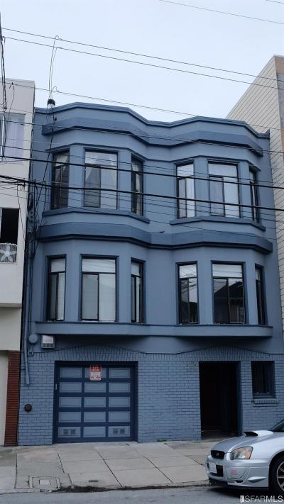 San Francisco Multi Family Home For Sale: 1255 1257 11th Ave