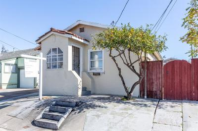San Bruno Multi Family Home For Sale: 824 828 4th Ave