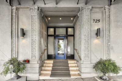 San Francisco Condo/Townhouse For Sale: 725 Pine St #306