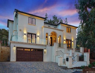 Burlingame Single Family Home For Sale: 205 Glen Aulin Ln