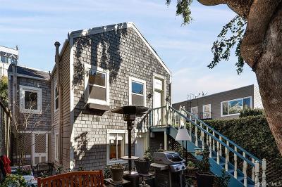 San Francisco Multi Family Home For Sale: 3014 3014A Sacramento St