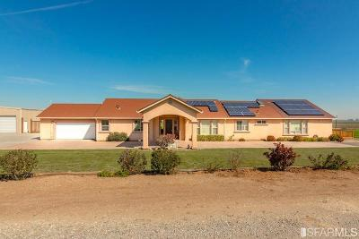 Merced County Single Family Home For Sale: 14981 Moraga Rd