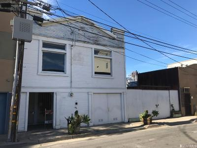 San Francisco Single Family Home For Sale: 228 Clara St