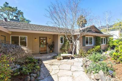 Marin County Single Family Home For Sale: 43 Via Cheparro