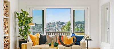 San Francisco Condo/Townhouse For Sale: 42 States St