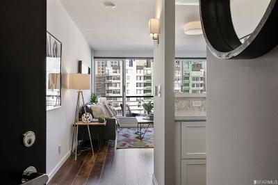 San Francisco Condo/Townhouse For Sale: 300 3rd St #905