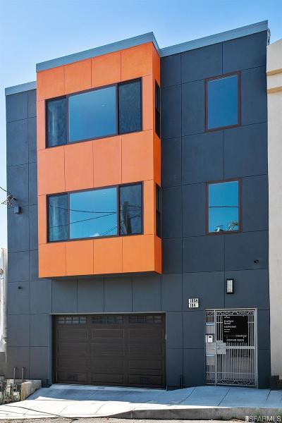 San Francisco Multi Family Home For Sale: 104 Bache St