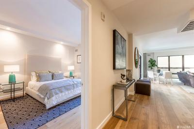 San Francisco Condo/Townhouse For Sale: 1731 Powell #205