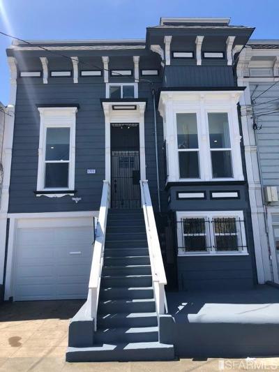 San Francisco Multi Family Home For Sale: 1711 McKinnon Ave