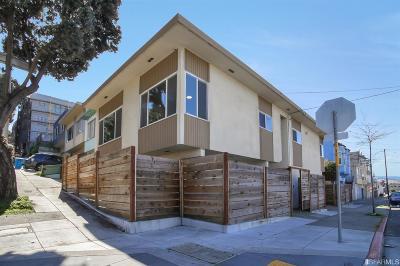 San Francisco Single Family Home For Sale: 1511 Hudson Ave
