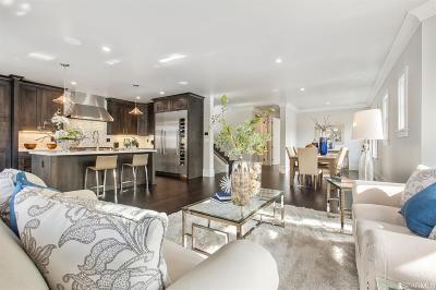 San Francisco CA Condo/Townhouse For Sale: $2,950,000